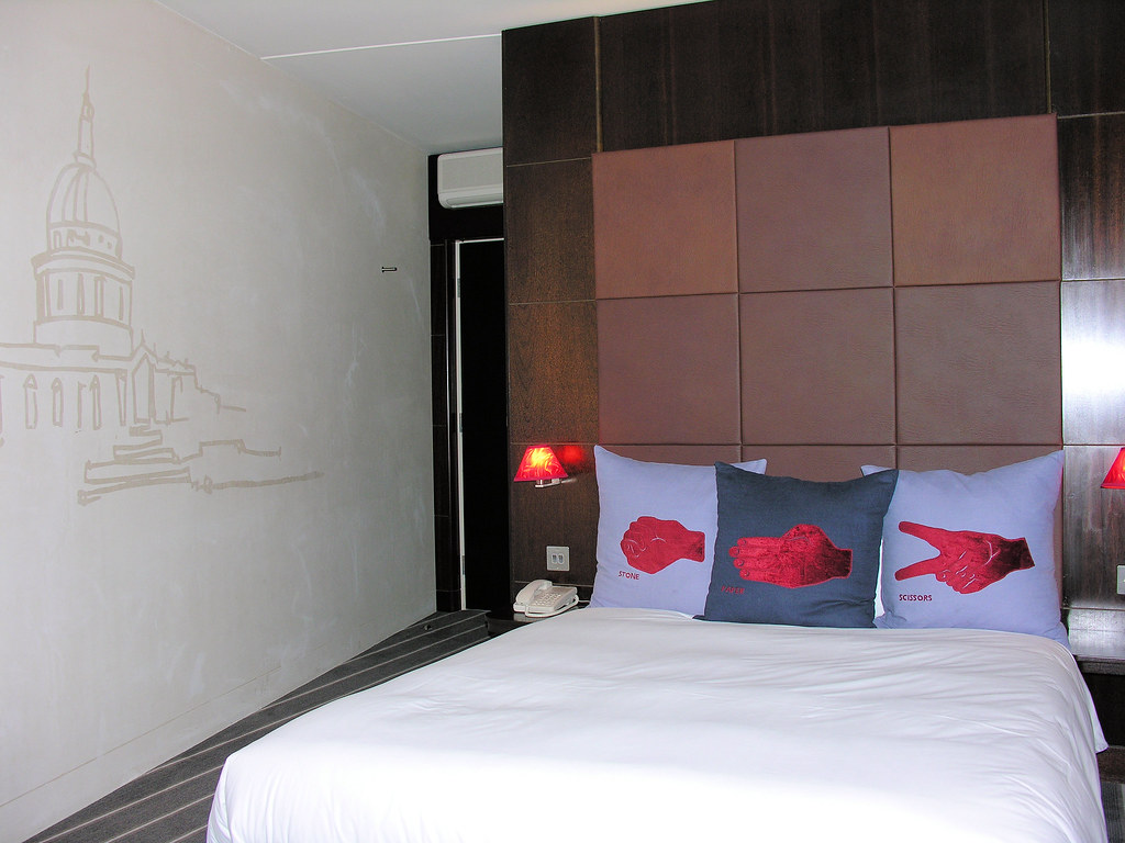 Urban Lodge Hotel Amsterdam Connecting Rooms