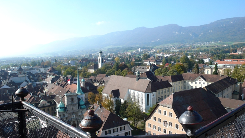 Solothurn, North-West