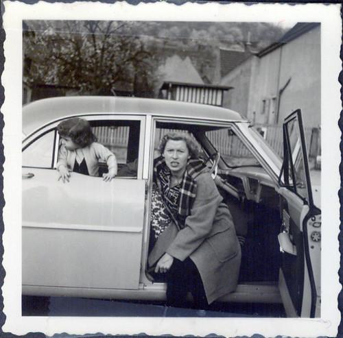 1957 in car