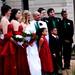 Small photo of A Christmas wedding