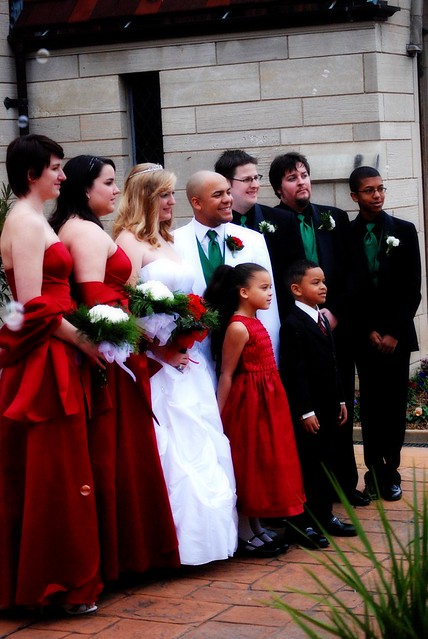 Header of A Christmas Wedding