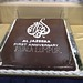 Small photo of Al Jazeera English First Year Anniversary Cake