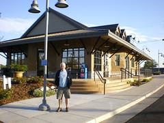 Marto at Rocklin Station