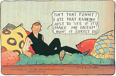 A dreamer wakes up a true believer (#617, July 6, 1913, final panel).
