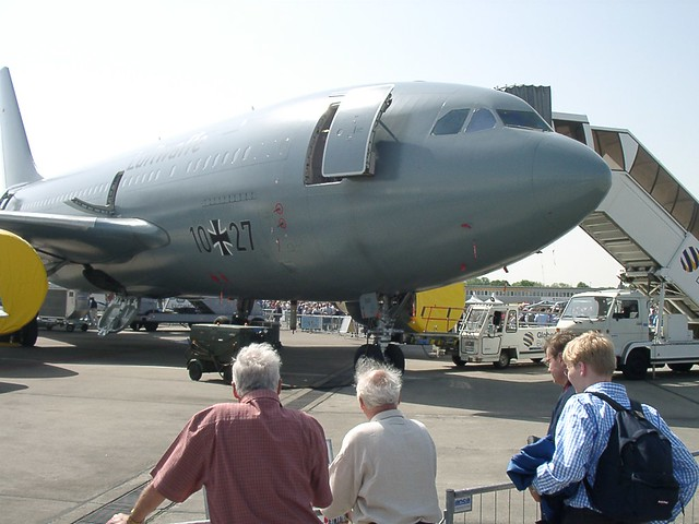 A310-304: 10+27 'August Euler'
