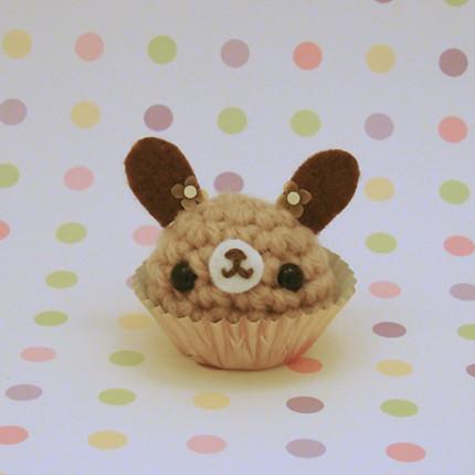 Amigurumi Milk Chocolate Bunny Rabbit Bon Bon Easter ...