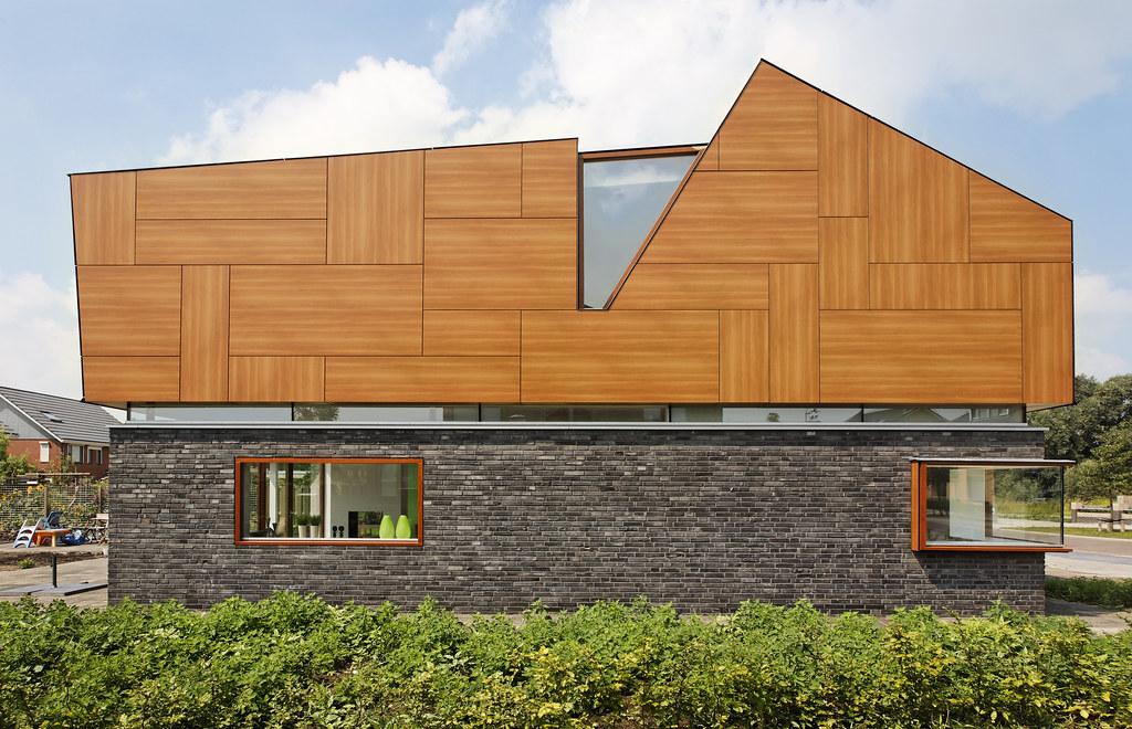 Huis Baetens Jagerjanssen Architecten Bna