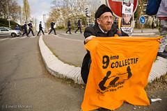 Manifestation à Joinville-le-Pont en hommage à Baba Traoré
