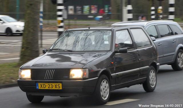 Fiat Uno 45 1989
