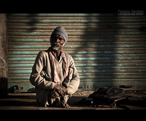 life street old light india man beauty sunrise photography lights hiking candid wheels streetphotography streetlife hills aged challenged physically indianstreet morninglife 55200mm indianstreetphotography nikond40 nikonphotography camerakirukan