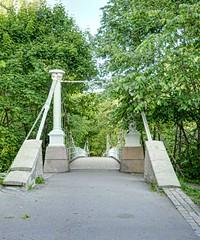Bridge over Akerselva