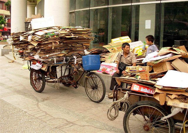 Cardboard Recycling Prices 2014 China