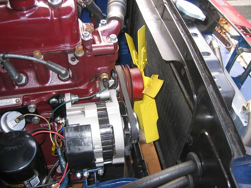 delco alternator mounting question mgb gt forum. Black Bedroom Furniture Sets. Home Design Ideas