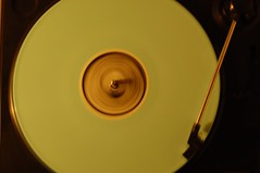 yellow, data storage device, light, macro photography, close-up, compact disc, circle, black, gramophone record,