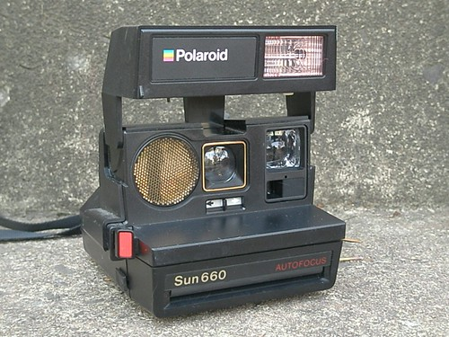 polaroid sun autofocus 660 camera the free camera encyclopedia. Black Bedroom Furniture Sets. Home Design Ideas
