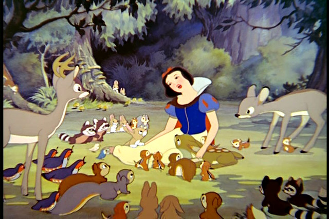 Snow White and the Seven Dwarfs definition/meaning