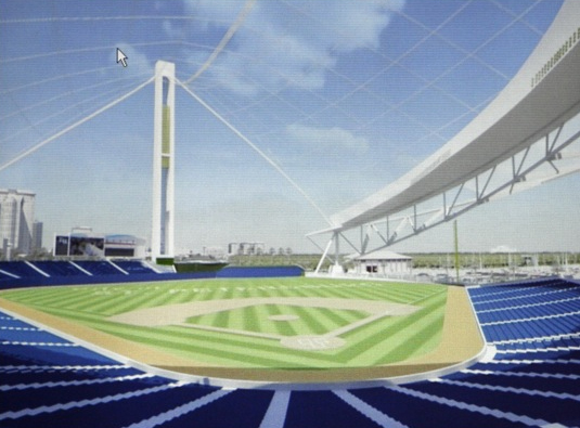 [THE HANGOVER] The Rays Officially Unveil Plans For New ...