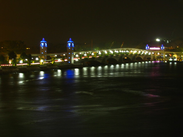 Bridge to Sentosa