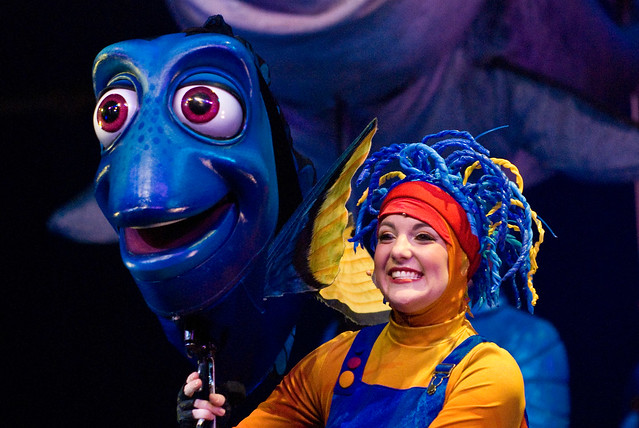 Finding Nemo the Musical - Disney's Animal Kingdom ...