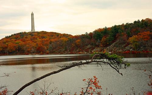 AutumnMonument