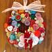 button wreath! by Elle Price