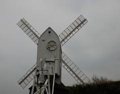 Clayton Windmills - Jill