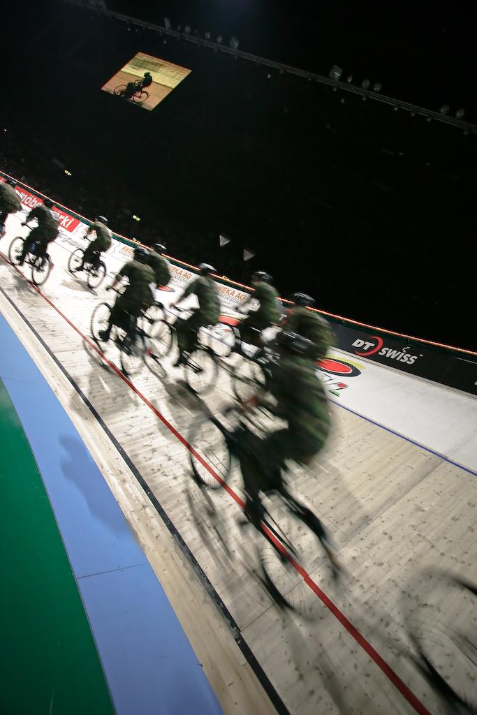 Militärrad-Rennen