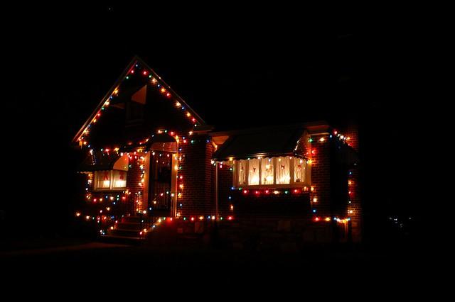 Old School Christmas Lights Flickr Photo Sharing