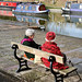 Canalside Conversation. by Canis Major