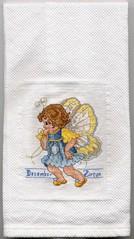 December (Zircon) Fairy