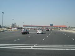 32 Lane Gurgaon Expressway Toll Plaza