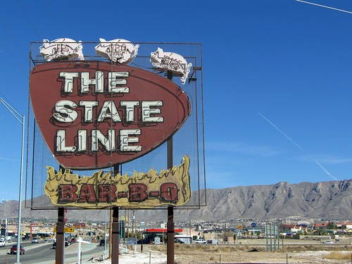 restaurant texas view state tx el line paso elpaso westside mounatins