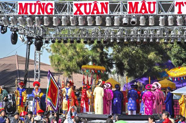 Tet Festival 2008 Orange County, CA