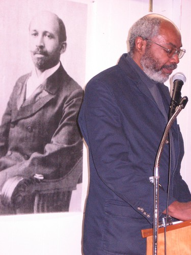 Pan-African News Wire editor, Abayomi Azikiwe, delivered a major address to the US Imperialism & Africa Conference sponsored by MECAWI on Feb. 23, 2008 in Detroit. (Photo: Cheryl LaBash). by Pan-African News Wire File Photos