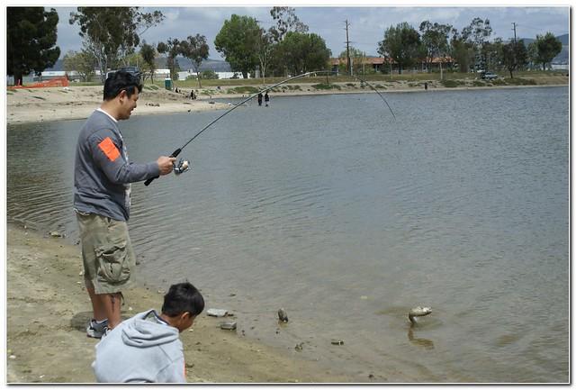 Sta ana river lakes 75 flickr photo sharing for Santa ana river lakes fishing