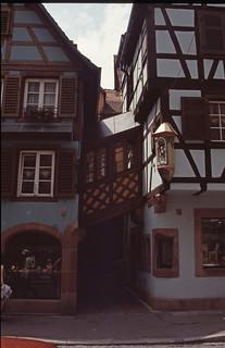 Selestat Altstadt