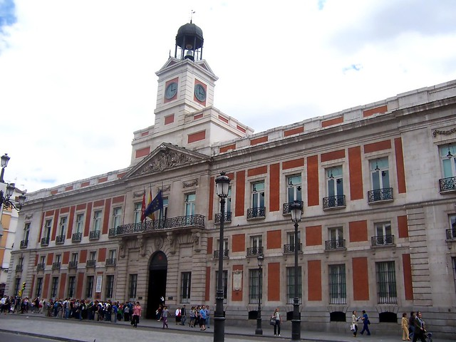 Photo for Casa de correos madrid