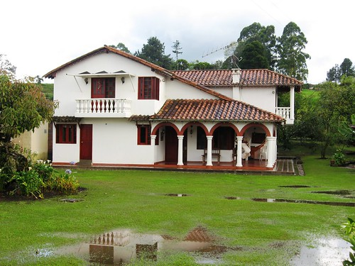 Spirhayrice casas de campo modernas for Casas modernas de campo