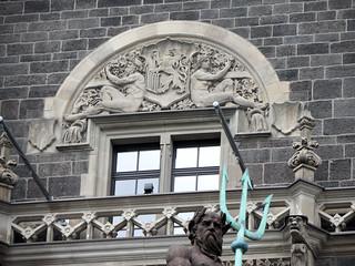 Wuppertal - Rathaus Elberfeld (1895-1900)