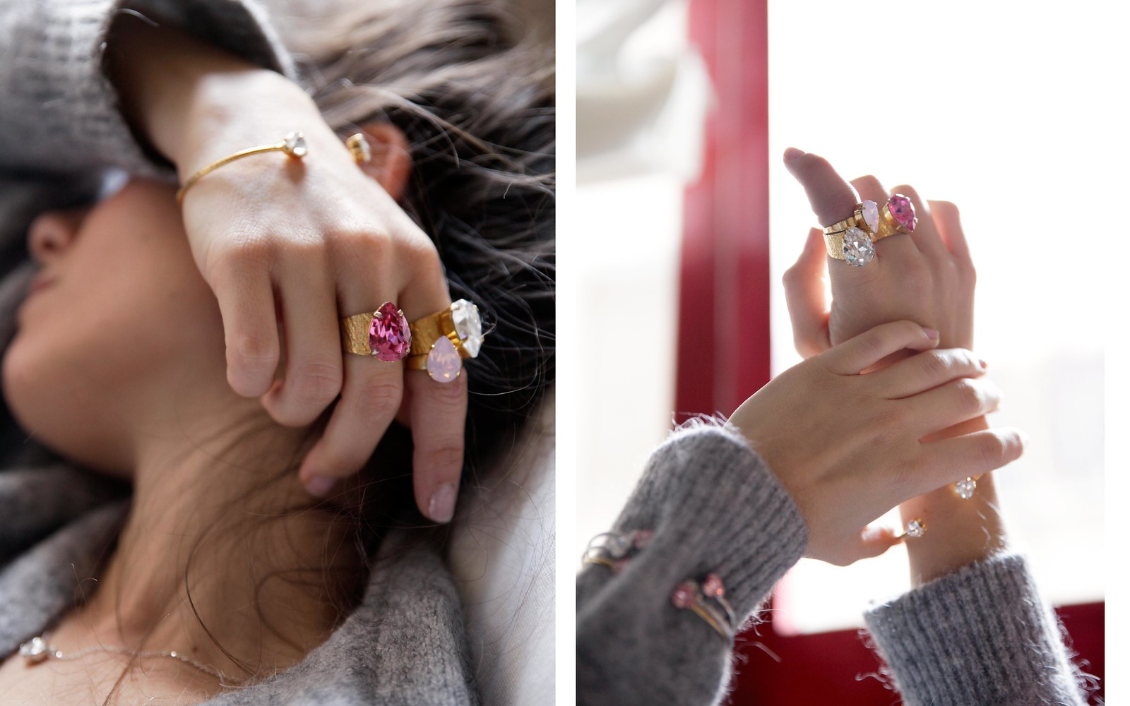 06_St_Valentines_True_Love_With_Caroline_Svedbom_Jewels_Theguestgirl_Brand_Ambassador_Spain_Barcelona_Swarovski_blogger