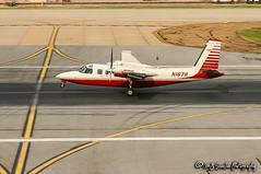 N167R Private | Rockwell International 690B | Memphis International Airport