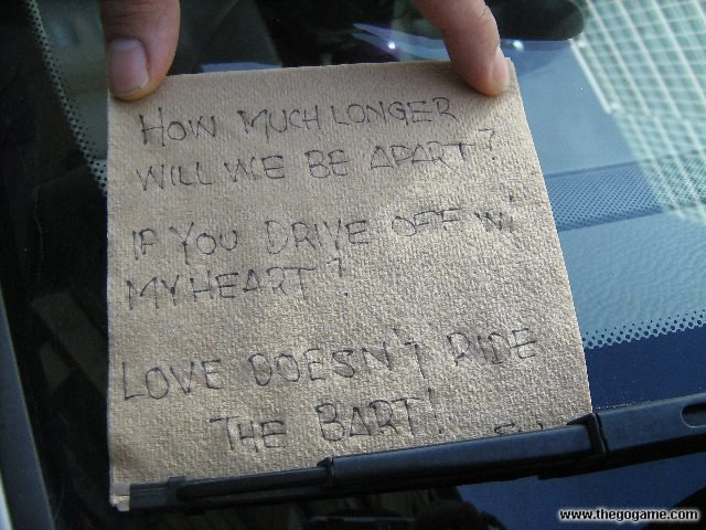 Anonymous Love Letter | Flickr - Photo Sharing!