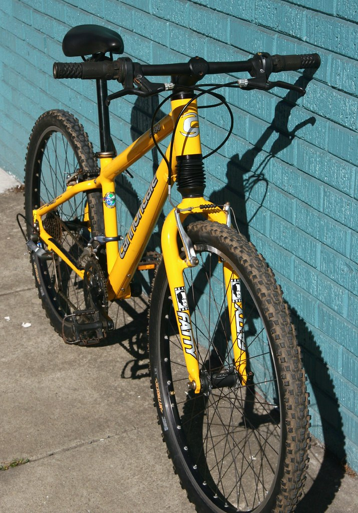 Cannondale Fatty Headshock Front Suspension Fork A Photo