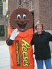 Visiting the Chicago Hershey store