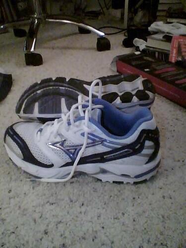 Mizuno Winter Running Shoes