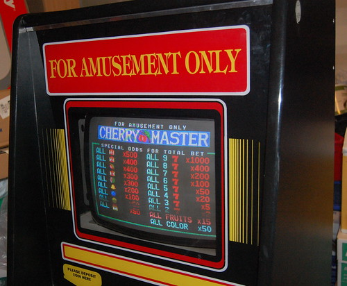 Toys R Us Slot Machines : New toy cherry master video slot machine johnbiehler