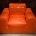 Small photo of Orange Latex Chair