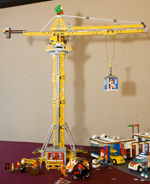 Lego Tower Crane Tower Crane Source