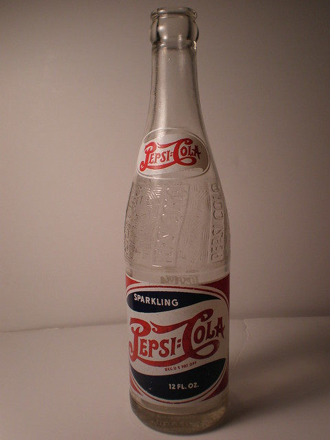 dating pepsi bottles Shop from the world's largest selection and best deals for pepsi bottles & cans shop with confidence on ebay.