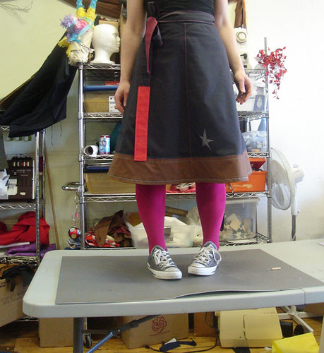New Skirt Prototype